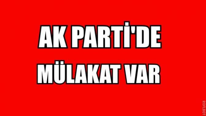 Ankara'dan geldiler