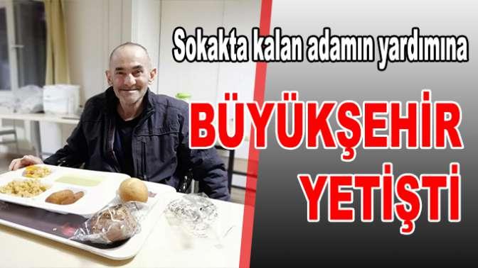 BARINMA MERKEZİNE GETİRİLDİ
