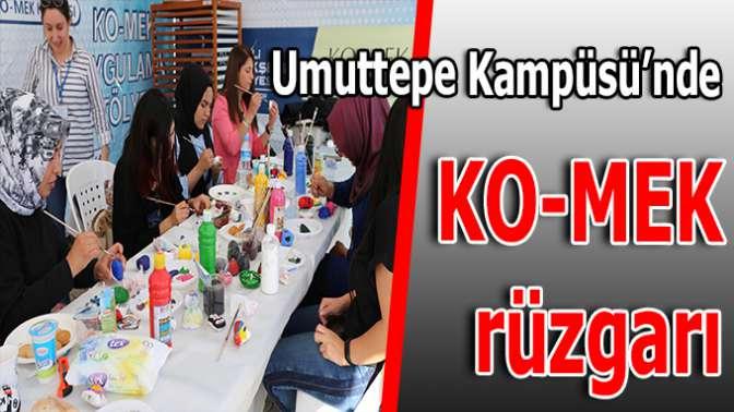 KO-MEK Halkın Üniversitesidir