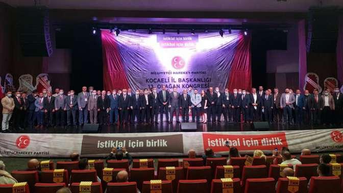 Kocaeli'de büyük kongre