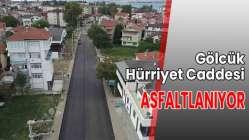 1.500 TON ASFALT SERİLECEK