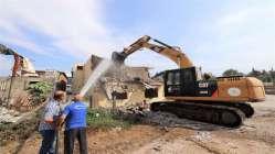 Başiskele'de Kent Estetiğini Bozan Metruk Bina Yıkıldı