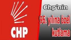 CHP'den 96. yaşına özel kutlama programı