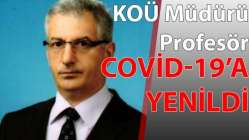 Prof. Dr. Yunus Taş, koronavirüse yenildi