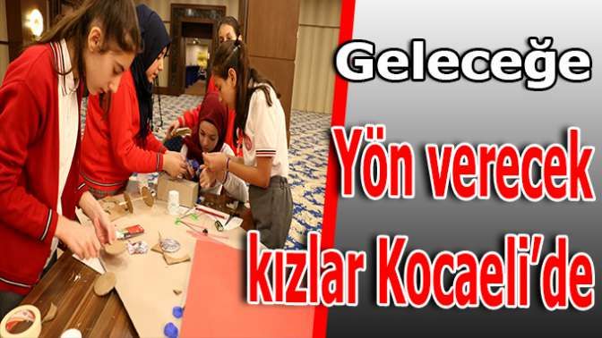200 Kız Çocuğuna STEM Eğitimi