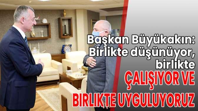 """""""HER PROJEDE KARARLIYIZ VE ÇOK HEVESLİYİZ"""""""