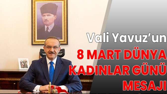 Seddar Yavuz'un 8 Mart mesajı